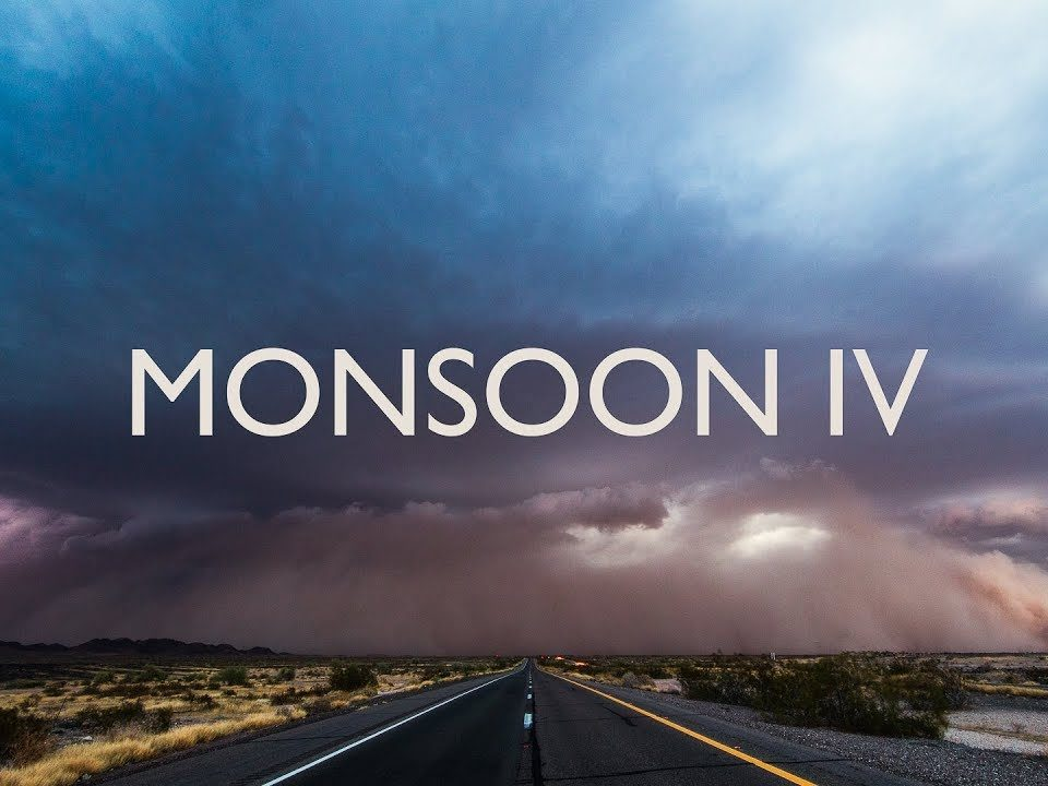 Monsoon IV 4K Storm Time-lapse